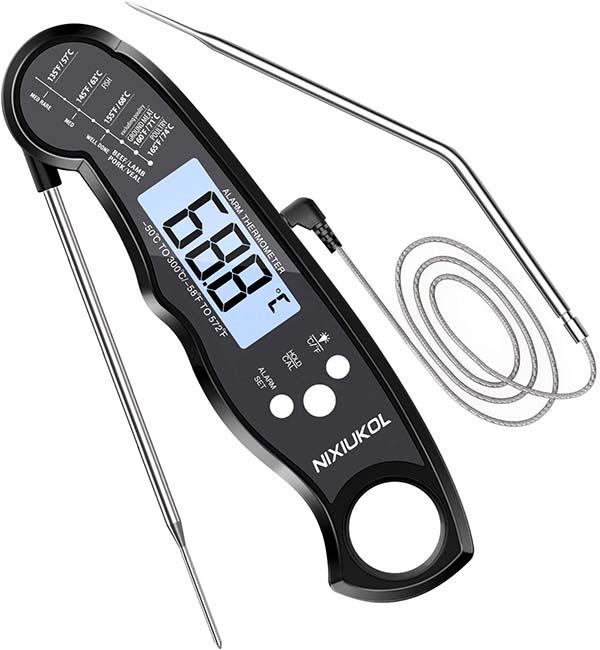 Termometro Da Cucina Digitale Nixiukol Tuttotermometro Entrá y conocé nuestras increíbles ofertas y promociones. termometro da cucina digitale nixiukol